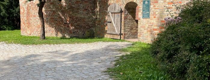 Wallanlagen is one of Rostock & Warnemünde🇩🇪.