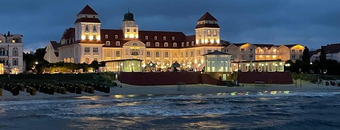 Kurhaus-Restaurant is one of Oostzeekust 🇩🇪.