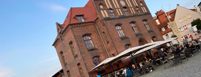 Zollhaus is one of Wismar🇩🇪.