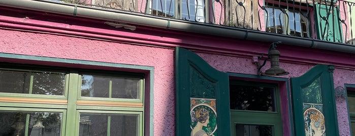 Zur Gartenlaube is one of Rostock & Warnemünde🇩🇪.