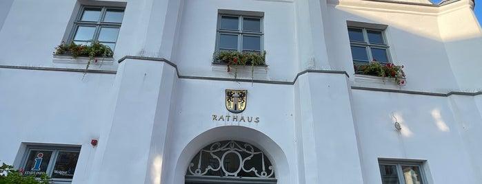 Rathaus Wolgast is one of Wolgast🇩🇪.