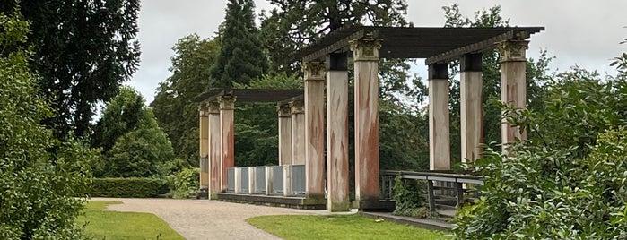Schloss-Pergola is one of Putbus🇩🇪.