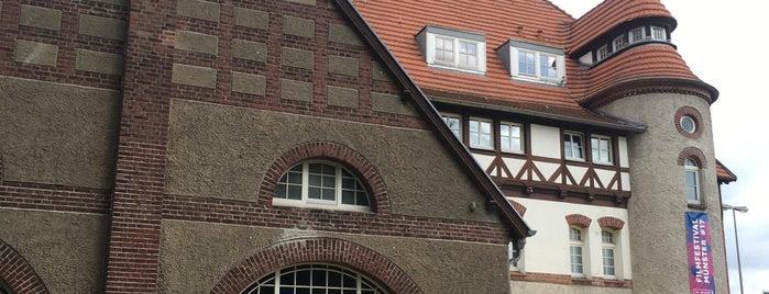 Pumpenhaus is one of #111Karat - Kultur in NRW.