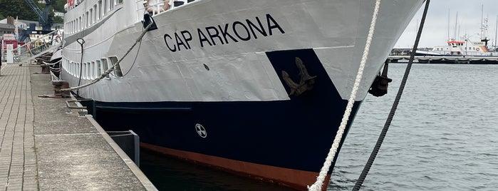 MS Cap Arkona is one of Oostzeekust 🇩🇪.