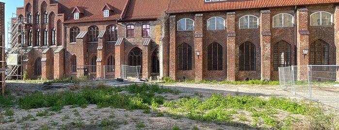 Kulturhistorisches Museum der Hansestadt Stralsund is one of Stralsund🇩🇪.