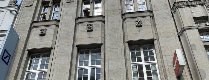 Deutsche Bank is one of Rostock & Warnemünde🇩🇪.