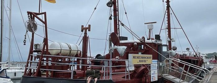 """Museumsschiff """"Havel"""" is one of Oostzeekust 🇩🇪."""