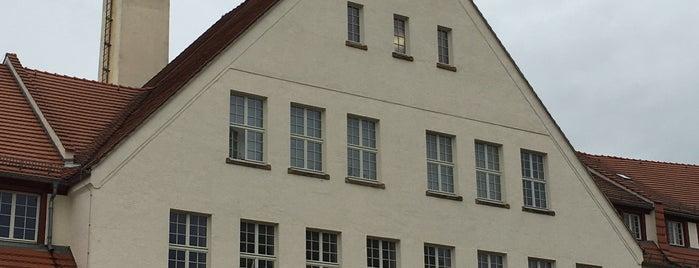 Gebäudeensemble Deutsche Werkstätten Hellerau is one of To do.