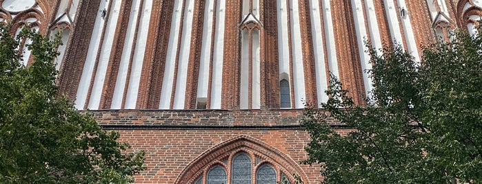 St.-Marien-Kirche is one of Oostzeekust 🇩🇪.