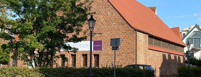 Neue Kirche is one of Wismar🇩🇪.