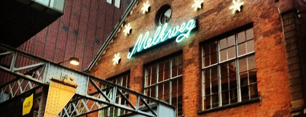 Melkweg is one of Road To Rott.