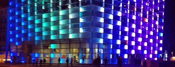 Ars Electronica Center is one of MÜNCHEN & TIROL.