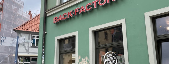 Back-Factory is one of Wismar🇩🇪.