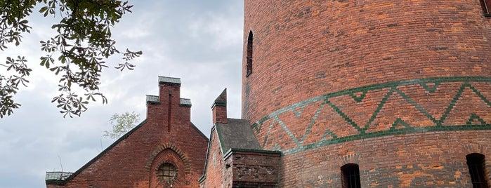 Wasserturm is one of Wismar🇩🇪.
