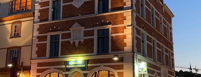 Hiddenseer Hafenrestaurant is one of Stralsund🇩🇪.