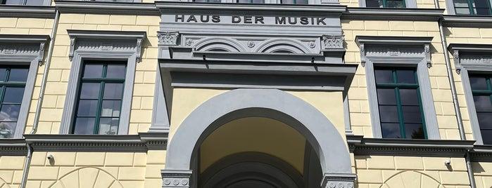 Haus der Musik is one of Rostock & Warnemünde🇩🇪.
