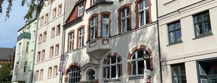 Blue Doors is one of Rostock & Warnemünde🇩🇪.