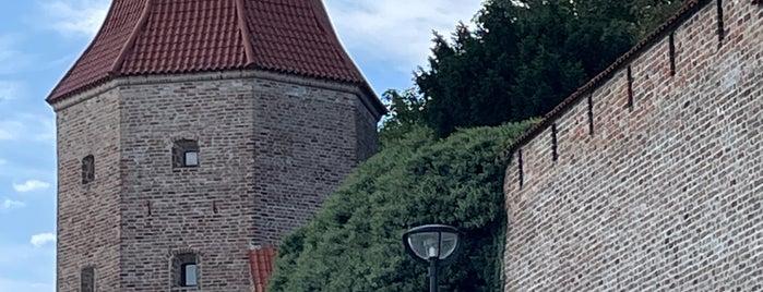 Lagebuschturm is one of Rostock & Warnemünde🇩🇪.