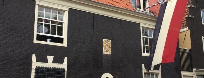 Bossche Hofje is one of Amsterdam.