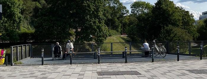 Aussichtsplattform Wallanlage is one of Rostock & Warnemünde🇩🇪.
