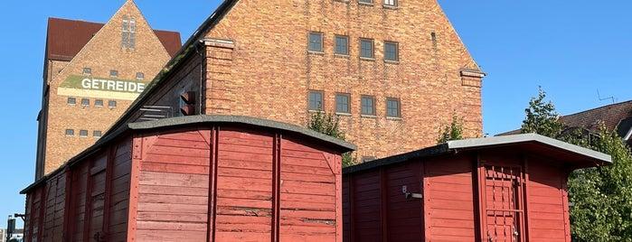Lokschuppen is one of Rostock & Warnemünde🇩🇪.