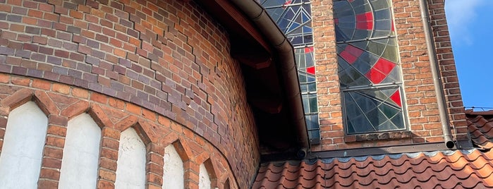 Kath. Kirche Heilige Dreifaltigkeit is one of Stralsund🇩🇪.