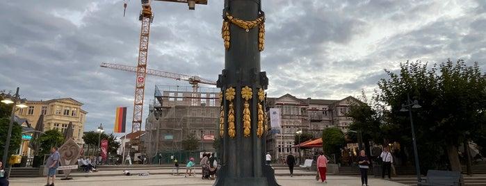 Historische Uhr is one of Oostzeekust 🇩🇪.