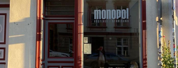 monopol is one of Stralsund🇩🇪.
