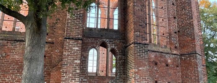 Johanniskloster is one of Stralsund🇩🇪.