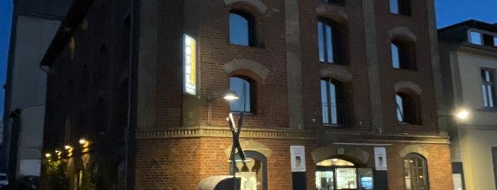 Apart Hotel Alter Hafenspeicher Stralsund is one of Stralsund🇩🇪.