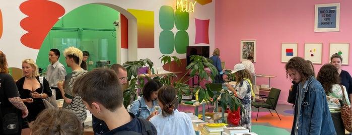 Kunstinstituut Melly is one of Rotterdam Art Week 2021 🇳🇬.