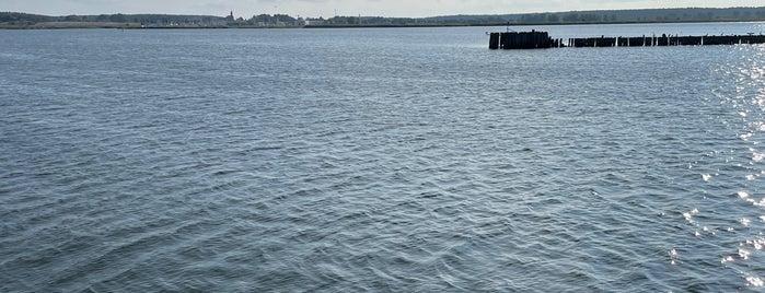 Peenestrom Blick is one of Oostzeekust 🇩🇪.