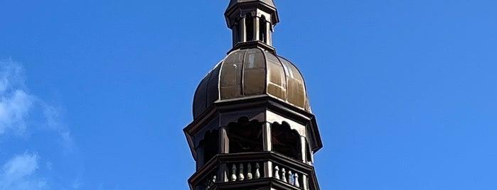 Heilgeistkirche is one of Stralsund🇩🇪.