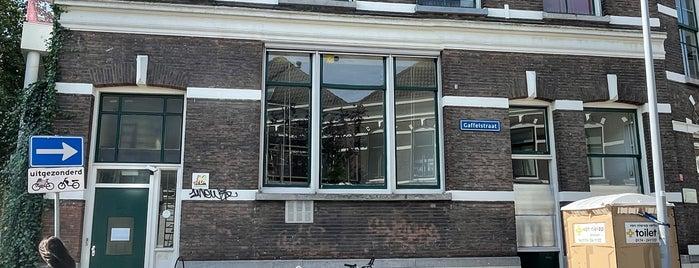 Aktiegroep Het Oude Westen (Voorm. Meisjesschool St.-Franciscus met Zusterhuis) is one of Omd21.