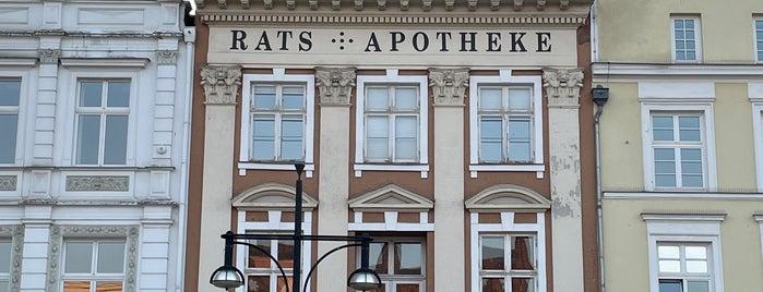 Rats-Apotheke is one of Rostock & Warnemünde🇩🇪.