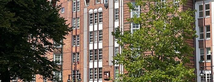 Fünfgiebelhaus is one of Rostock & Warnemünde🇩🇪.