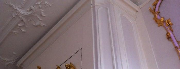 Grachtenhuis De Solemne is one of Monuments ❌❌❌.