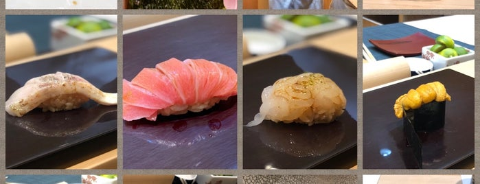 Sushi Masato is one of สถานที่ที่ Shelova ถูกใจ.