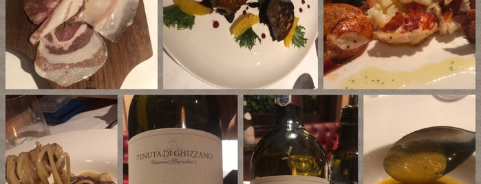 LENZI Tuscan Kitchen is one of TH_Michelin Guide 2019.