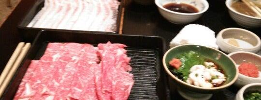 しゃぶしゃぶ にいむら is one of Tokyo.