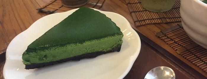 Homematcha is one of 07_ตามรอย_coffee.