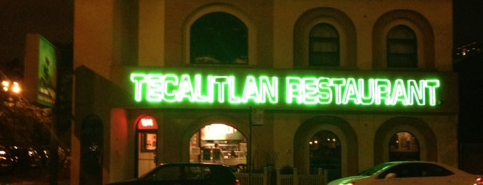 Tecalitlan Restaurant is one of angela : понравившиеся места.