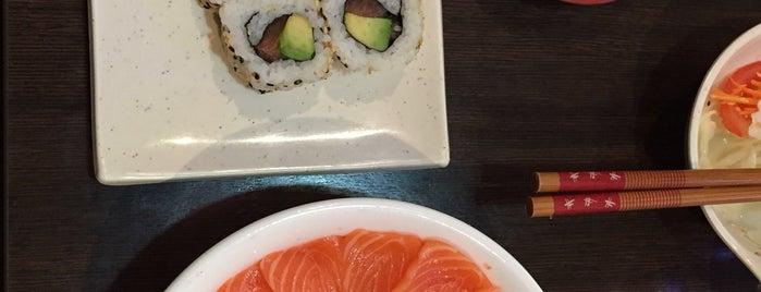 Oi Sushi is one of Posti che sono piaciuti a Zsuzsanna.