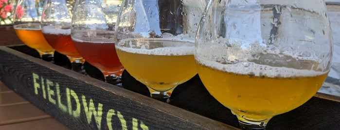 Fieldwork Brewing Company is one of Central Coast.