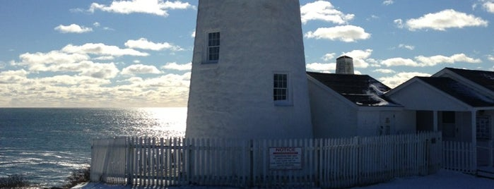 Pemaquid Lighthouse is one of Maine.