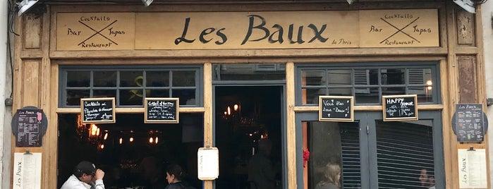 Les Baux de Paris is one of Paris.