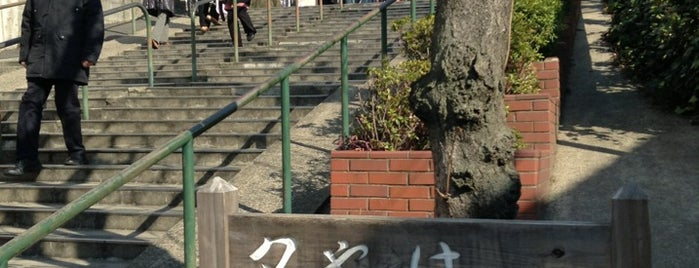夕やけだんだん is one of 神輿で訪れた場所-1.