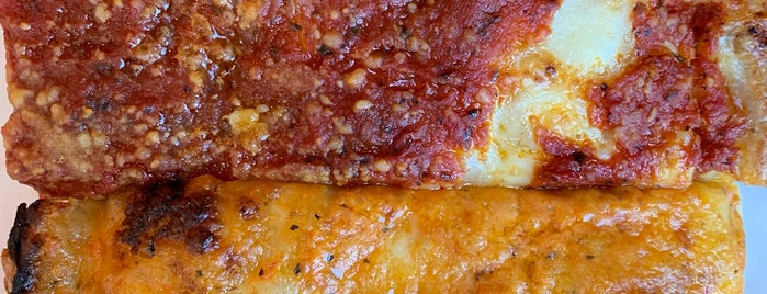 Village Square Pizza is one of To-Do: NYC.