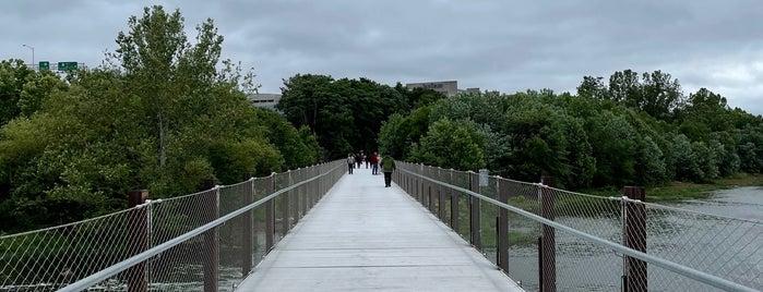 T. Tyler Potterfield Memorial Bridge is one of Richmond.