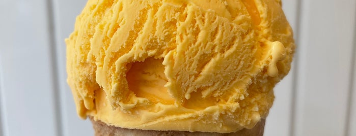 Van Leeuwen Artisan Ice Cream is one of NYC à trois.
